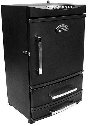 Landmann Usa Smoky Mountain Electric Smoker And Parts Review