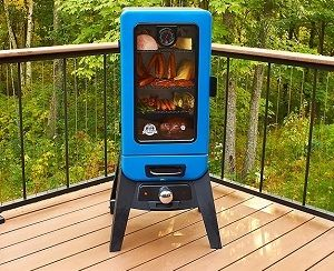 pit boss electric smoker