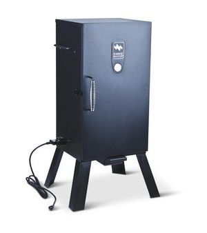 range master electric smoker