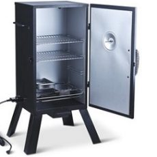 Range Master Electric Smoker Review