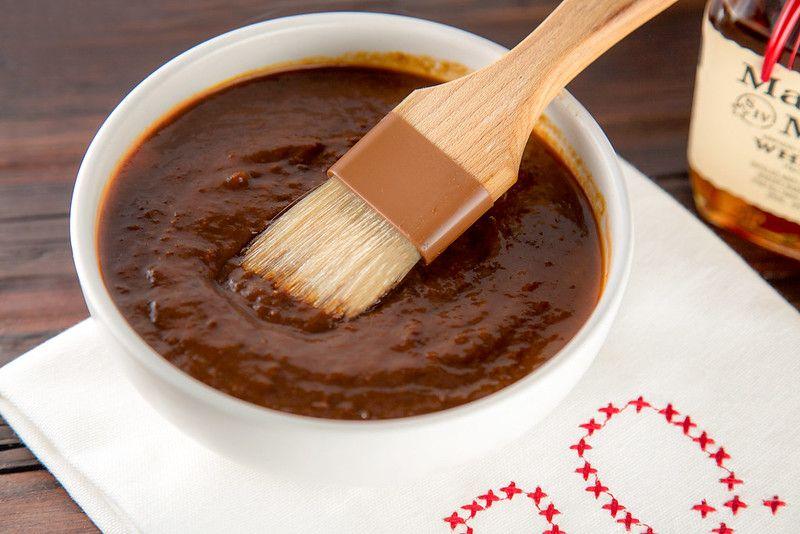 Bacon Bourbon BBQ Sauce