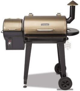 Cuisinart CPG-4000 Offset Smoker