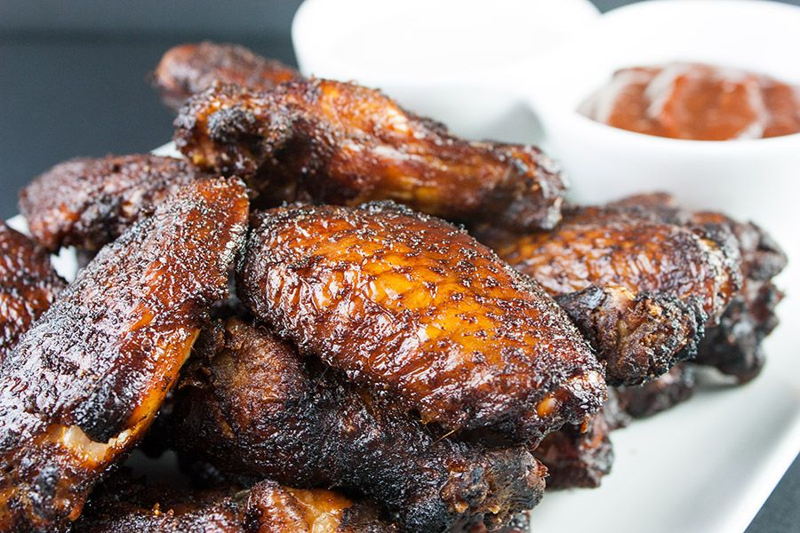 Smoke Chicken Wings