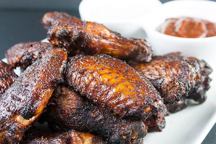 Smoke Chicken Wings