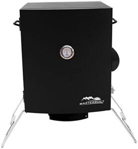 1- Masterbuilt Portable Electric Smoker