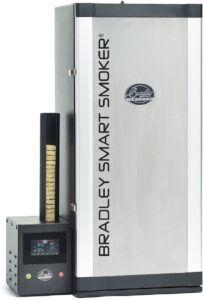 2- Bradley BS916 Digital Bluetooth Electric Smoker