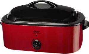 Oster 16-Quart Smoker-Roaster Oven