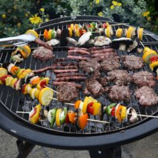 How To Put Out A Charcoal Grill Safely - (GUIDE)