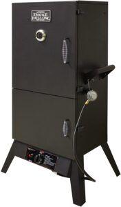 Smoke Hollow 38202G 38-Inch 2-Door Propane Gas Smoker