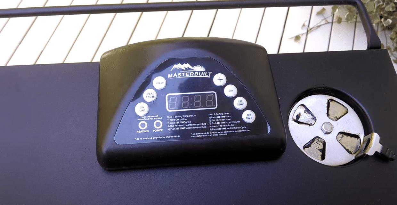Masterbuilt Smoker Reset Button