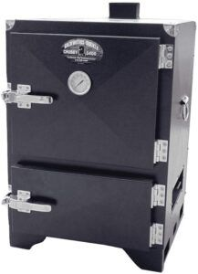 Chubby 3400 BBQ Charcoal Smoker by Backwoods