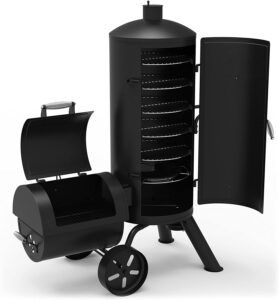 Dyna-Glo Signature Series Vertical Offset Charcoal Smoker and Grill