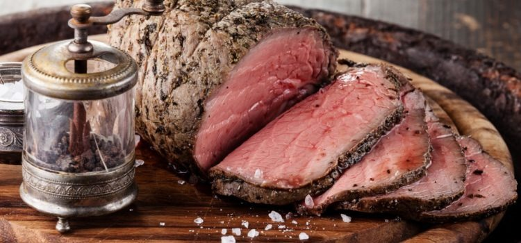 Smoked Roast Beef – A Step-by-Step Guide