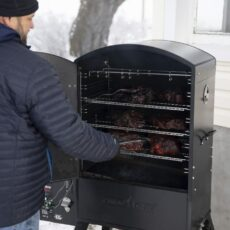 How to Use a Vertical Smoker and Fix Common Smoker Problems
