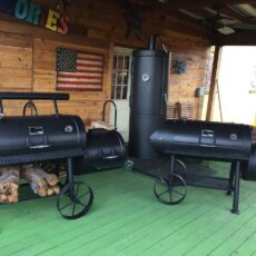 Find The Best BBQ Smoker For Your Backyard - [Short Guide]