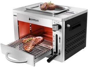Camplux Portable Small Gas Grill