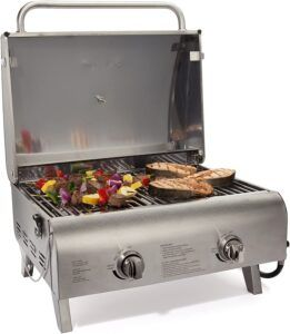 Cuisinart Tabletop Small Gas Grill