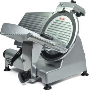 KWS Electric Meat Slicer