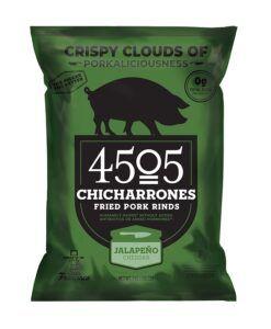 4505 Jalapeno Cheddar Pork Rinds