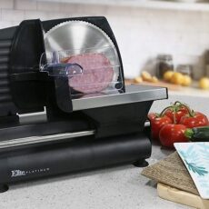 10 Best Meat Slicers Of 2020 (Review)