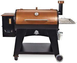 Austin XL pellet grill