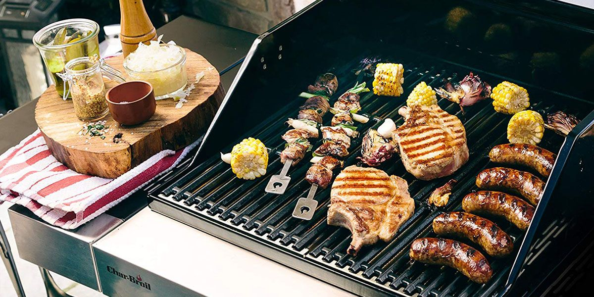 Gas Grills23