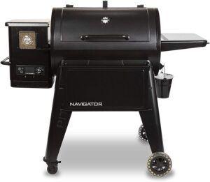 Navigator 850 Pellet grill