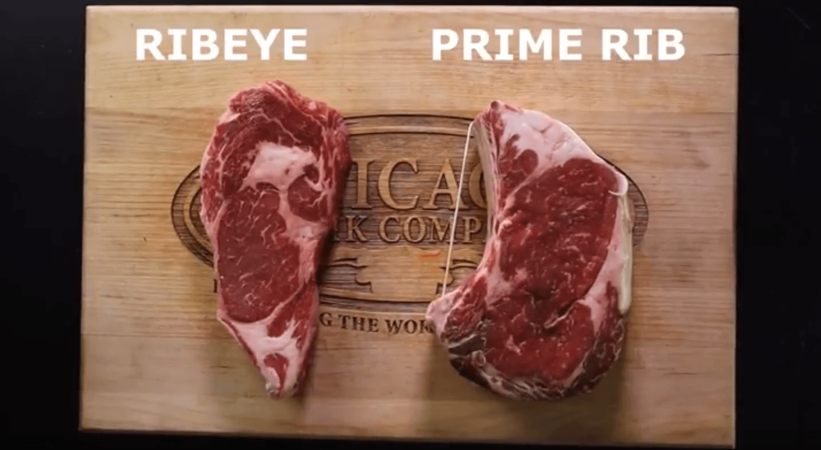 Difference Between A Prime Rib And A Ribeye Steak
