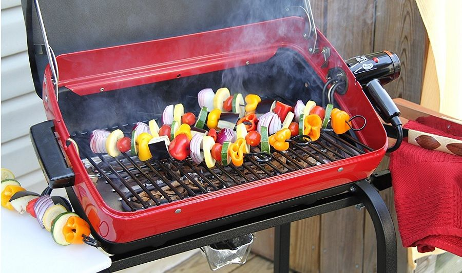 Outdoor Electric Grills