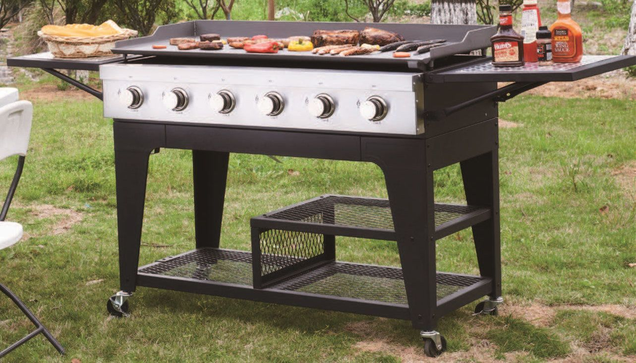 What Makes Outdoor Gas Griddles Different
