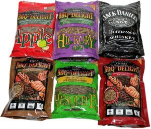 BBQrs Delight Wood Smoking Wood Pellets