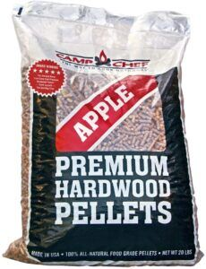 Camp Chef Premium Wood Pellet Bag