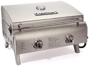 Cuisinart CGG-306 Stainless Tabletop Grill