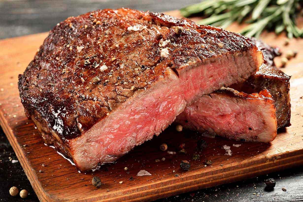 Steak is Healthier