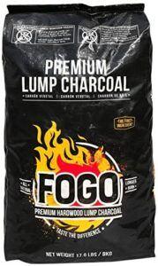 Fogo Premium Oak Restaurant Lump Charcoal