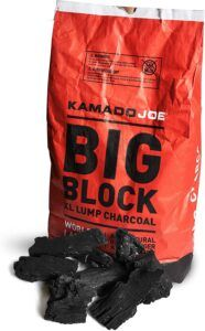 Kamado Joe KJ-Char Hardwood Lump Charcoal