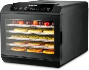 Gourmia GFD1680 Premium Countertop Food Dehydrator